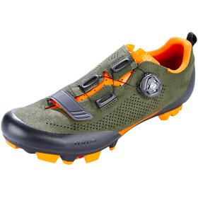 Fizik Terra X5 Suede schoenen olijf